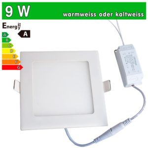 LED Panel 9W