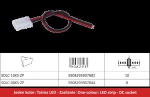 Naponski kabel  za LED trake