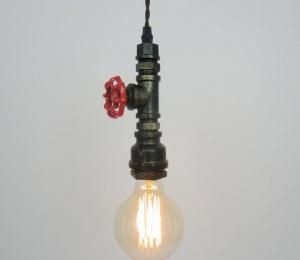 American-Countryside-Edison-Industrial-Retro-pendant-Rust-Water-Pipe
